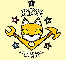 V.A. Maintenance Division Yellow by Sno-Oki