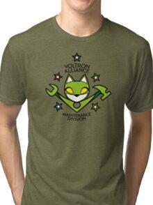 V.A. Maintenance Division Green Tri-blend T-Shirt