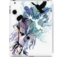 HARRY POTTER HEDWIG WATERCOLOUR  iPad Case/Skin