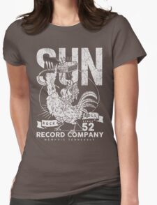 The Legendary Rooster Of The Sun Womens Fitted T-Shirt