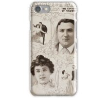 Performing Arts Posters McIntyre Heaths Comedians the epitome of vaudeville 0356 iPhone Case/Skin
