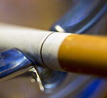 Cigarette Macro by sorstrommen