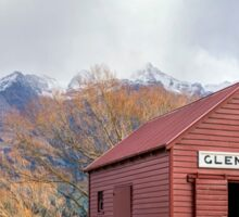 Glenorchy Sticker