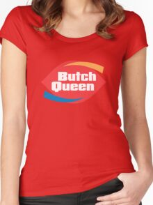 Butch Queen Women's Fitted Scoop T-Shirt