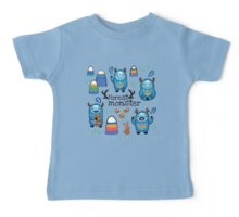 Forest monsters Baby Tee