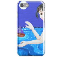 Blessing the Fleet iPhone Case/Skin