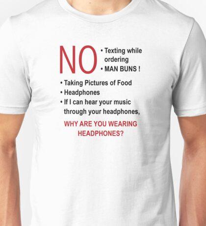 Gilmore Girls – Lukes Diner New Sign Unisex T-Shirt