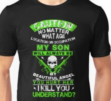 THE DAD & MON MUST HAVE THIS SHIRT! Unisex T-Shirt