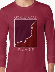 gorge road retro Long Sleeve T-Shirt