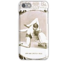 Performing Arts Posters Roeber and Crane Bros Vaudeville Athletic Co 1427 iPhone Case/Skin