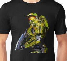 Master chief from Halo Unisex T-Shirt
