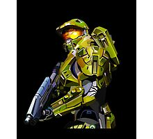 Master chief from Halo Photographic Print