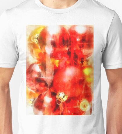 Christmas Decorations Unisex T-Shirt