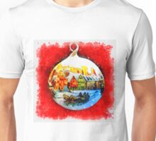 Christmas Ball Ball Unisex T-Shirt