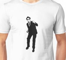 Ska dancer Unisex T-Shirt