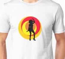 Disco girl2 Unisex T-Shirt