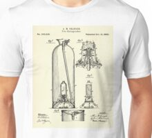 Fire extinguisher-1880 Unisex T-Shirt