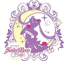 Sailor Moon Crystal Design #2 Photographic Print