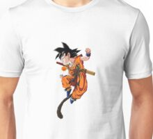 Kid Goku Dragonball Unisex T-Shirt