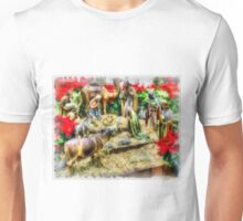 Christmas Nativity Unisex T-Shirt