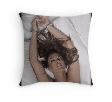 """Wilde Nights"" Throw Pillow"