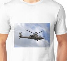 British Army Air Corps Apache AH1 Helicopter Unisex T-Shirt