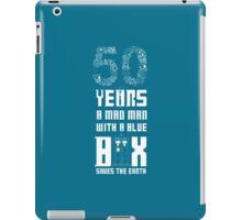 Doctor Who 50th anniversary iPad Case/Skin