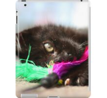 Feathered fun iPad Case/Skin