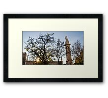 Sevillians Sunsets Framed Print