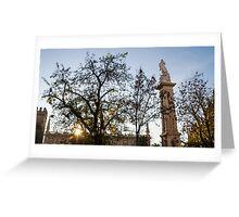 Sevillians Sunsets Greeting Card