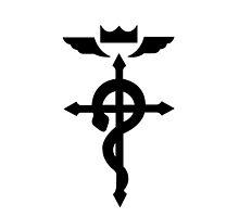 Fullmetal Alchemist Flamel - Black by Snitler