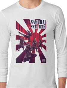 Samurai SWAT Team Long Sleeve T-Shirt