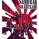 Samurai SWAT Team by Adam Nichols