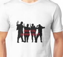 Ghostbusters Silhouette  Unisex T-Shirt