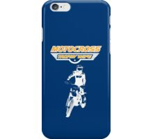Motocross Trophy Wife - Girl Rider iPhone Case/Skin