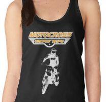 Motocross Trophy Wife - Girl Rider Women's Tank Top