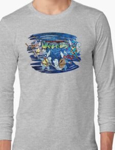 Teenage Mutant Ninja Wartortles Long Sleeve T-Shirt