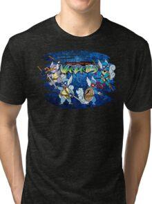 Teenage Mutant Ninja Wartortles Tri-blend T-Shirt