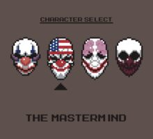 Masking up - The Mastermind T-Shirt