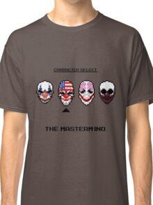 Masking up - The Mastermind Classic T-Shirt