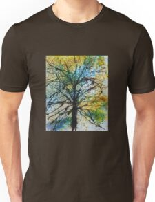 Proliferation - abstract tree Unisex T-Shirt