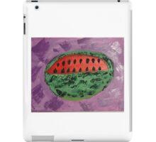 Summer Watermelon iPad Case/Skin
