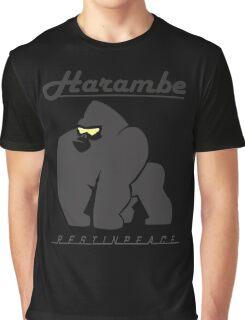 Harambe Graphic T-Shirt