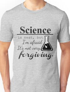 Science is Neat. Unisex T-Shirt