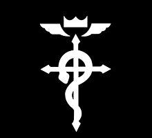 Fullmetal Alchemist Flamel - White by Snitler