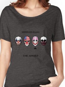 Masking up - The Ghost Women's Relaxed Fit T-Shirt