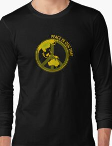 Peace In Our Time Long Sleeve T-Shirt