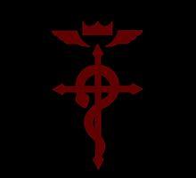Fullmetal Alchemist Flamel - Red by Snitler