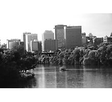Richmond River City View Photographic Print