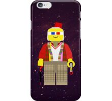 Dr. Who Lego 1-11 iPhone Case/Skin